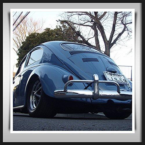 1959-japanese-vw-beetle-24x24-inch-artist-quality-satin-art-print-60x60cms-modern-office-wall-paper-
