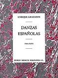 img - for GRANADOS DANZAS ESPANOLAS COMP PF PARA PIANO book / textbook / text book
