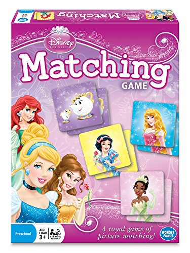 Disney Princess Matching Game - 1
