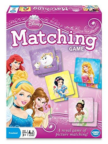 Disney Princess Matching Game - 1
