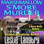 Marshmallow S'More Murder: Merry Wrath Mystery, Book 3 | Leslie Langtry
