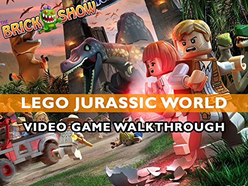 Clip: Lego Jurassic World Video Game Walkthrough - Season 1