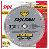 Skil - Model: 79510 Masonry Saw Diamond Saw Blade