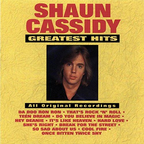 Shaun Cassidy - Da Doo Ron Ron