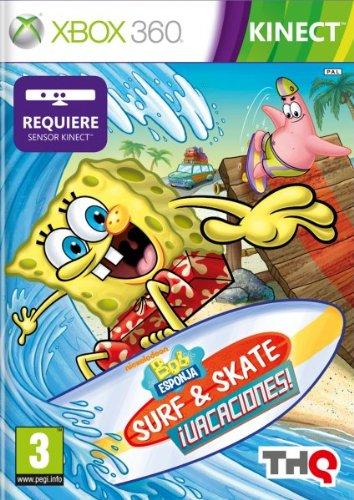 Bob Esponja: Surf & Skate Vacaciones [Import spagnolo]