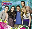 2013 iCarly Wall Calendar