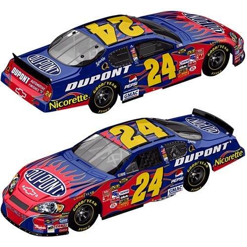 Action Racing Collectibles Jeff Gordon '08 DuPont #24 Impala, 1:64 Kids - 1