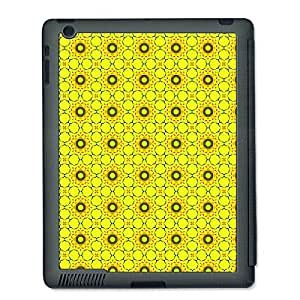 Skin4Gadgets ABSTRACT PATTERN 262 Tablet Designer GRAY SMART CASE for APPLE IPAD 2