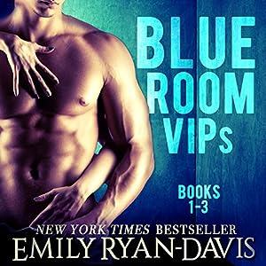 Blue Room VIPs: Books 1-3 Audiobook