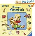 ministeps� B�cher: Mein erstes W�rterbuch: Ab 12 Monaten