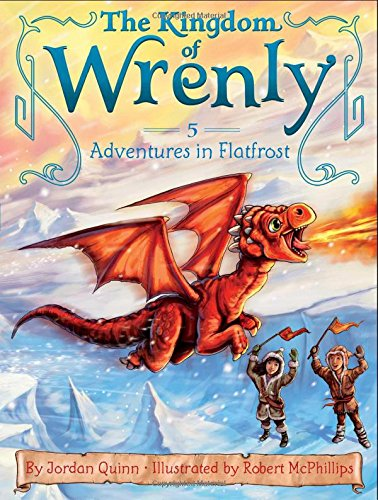 Adventures in Flatfrost (Kingdom of Wrenly)