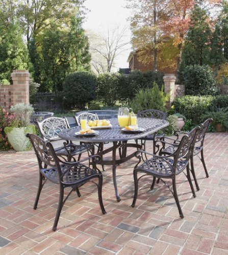 Dining Sets Clearance: Patio Sets Clearance: Home Styles 5555-338 Biscayne 7