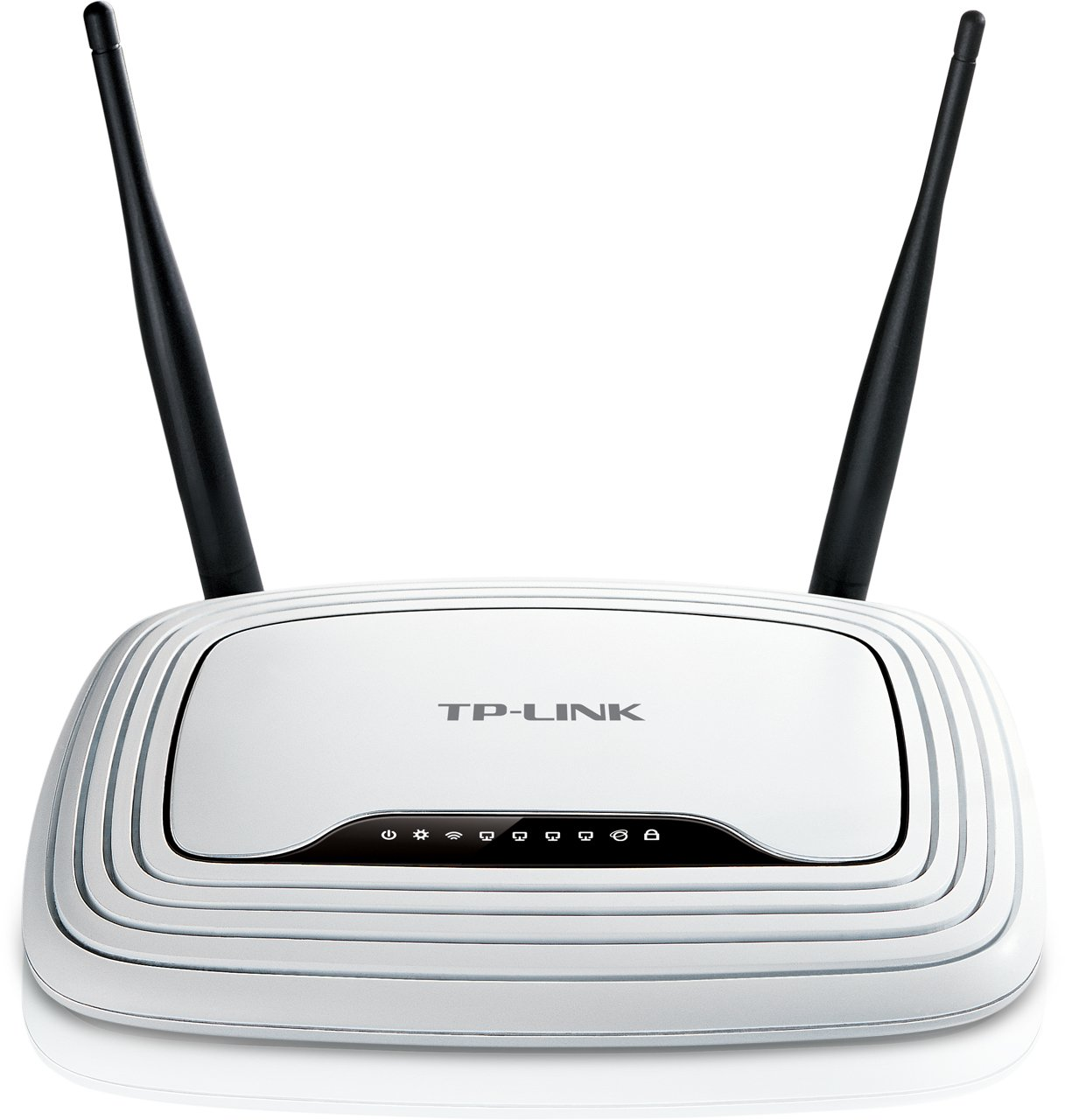 TP-LINK TL-WR841N Wireless N300 Home Router, 300Mpbs, IP QoS, WPS Button $25.99