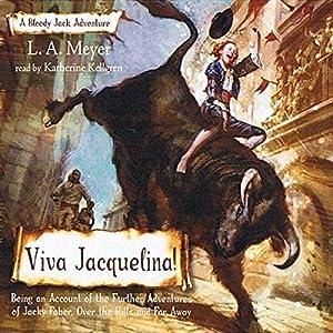 Viva Jacquelina! Audiobook