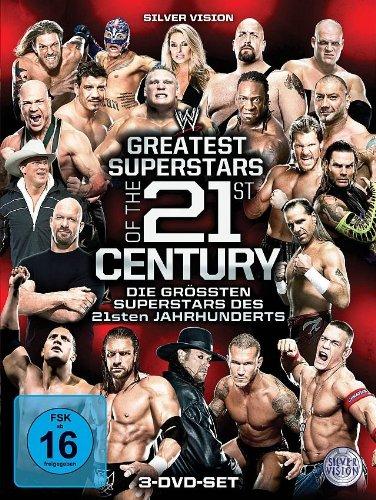 WWE - Die größten Superstars des 21sten Jahrhunderts [3 DVDs]