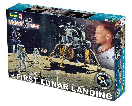 Revell 1:48 Rocket Hero Lunar Landing