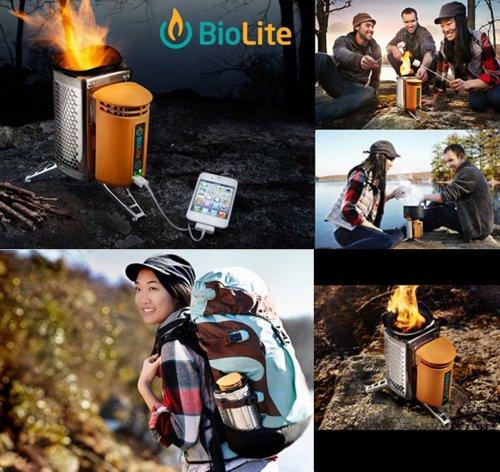 BioLite(バイオライト) キャンプストーブ(POTアダプター) 1824222