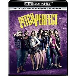 Pitch Perfect [4K Ultra HD + Blu-ray]