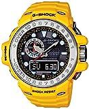 [カシオ]CASIO 腕時計 G-SHOCK GULFMASTER トリプルセンサーVer.3+スマートアクセス+タフムーブメント搭載 世界6局電波対応ソーラーウオッチ GWN-1000-9AJF メンズ
