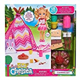 Barbie Club Chelsea Camping set