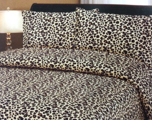 Leopard Bedding Twin front-1040459