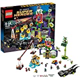 Lego Super Heroes - Dc Universe - 76035 - Jeu De Construction - Jokerland