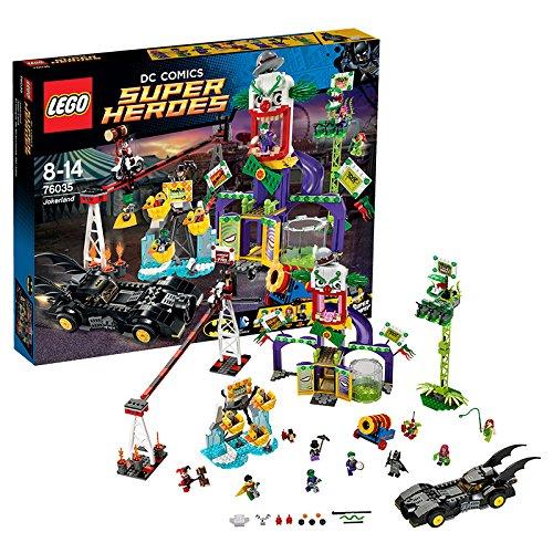 LEGO Super Heroes 76035 - Jokerland