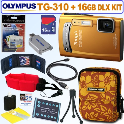 Olympus 6020 Black Friday Olympus TG310 140 MP Digital Camera