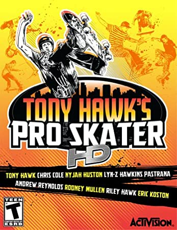 Tony Hawk's Pro Skater HD [Download]