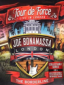 Joe Bonamassa - Tour de force - Live in London - The Borderline