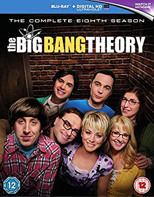 The Big Bang Theory - Season 8 [Blu-ray] [2015]