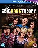 The Big Bang Theory - Season 8 [Blu-ray] [2015]
