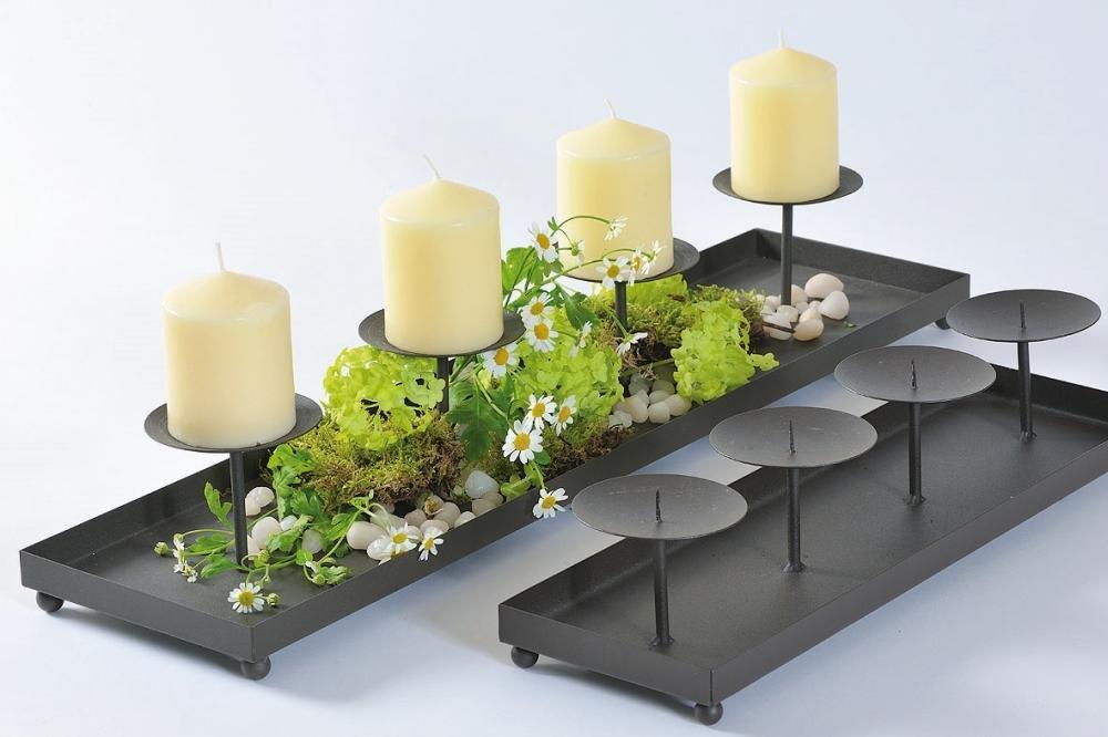 rezension kerzenleuchterschale wolga kerzenteller kerzenleuchter zum selbstdekorieren. Black Bedroom Furniture Sets. Home Design Ideas