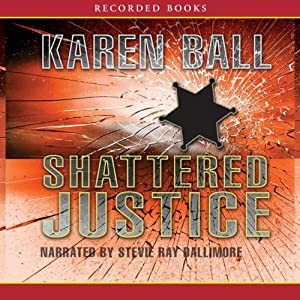 Shattered Justice Audiobook