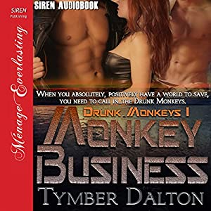 Monkey Business Audiobook