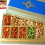 Holi Gifts Ghasitaram Exotic Dryfruit Box Of 10 Dryfruits