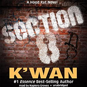 Section 8: A Hood Rat Novel | [ K'wan]