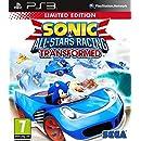 Sonic & All-Stars Racing : Transformed - édition limitée