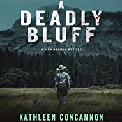 A Deadly Bluff: A Dana Madison Mystery | [Kathleen Concannon]