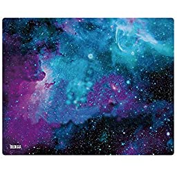 Mouse Pad Wolf Nebula Olokka Brand 5mm Super Thick office&gaming Mouse Pad(9.86 × 7.88 × 0.2inThick)