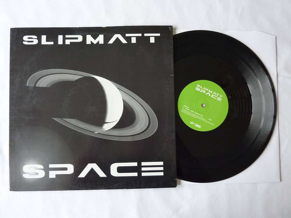 SLIPMATT - Space - 12 inch 45 rpm