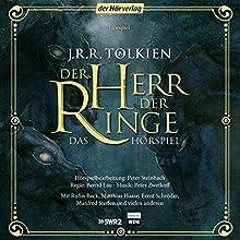 Der Herr der Ringe. Das Hörspiel Hörspiel von J.R.R. Tolkien Gesprochen von: Manfred Steffen, Matthias Haase, Rufus Beck