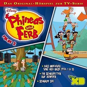 Phineas und Ferb 2 Hörspiel