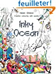 Inky Ocean: Creative colouring with q...