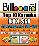 echange, troc Karaoke - Billboard Top 10 Karaoke, Vol. 2