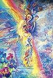 1000ピース 虹の女神 31-336