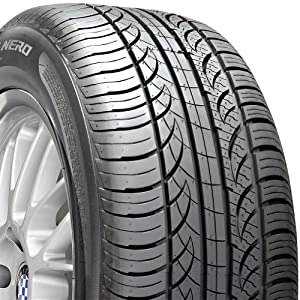 Pirelli P ZERO Nero Run-Flat All-Season Tire - 245/40R18  93V