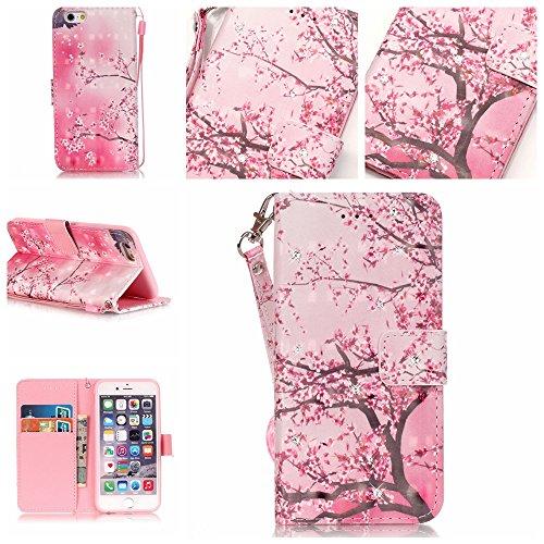 leather-case-cover-custodia-per-apple-iphone-6-6s47-zoll-ecoway-caso-copertura-telefono-3d-rhineston