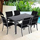 Tavoli e sedie da giardino come orientarsi tra i for Amazon muebles terraza