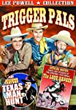 Lee Powell Collection Trigger Pals 1939 Texas Manhunt 1942 The Lone Ranger Lost Chapter DVD R 1939 All Regions NTSC US Import Region 1